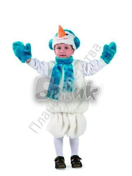 Костюм снеговика купить