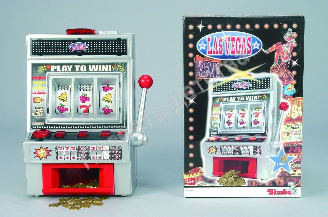 как играть в игрушечное казино