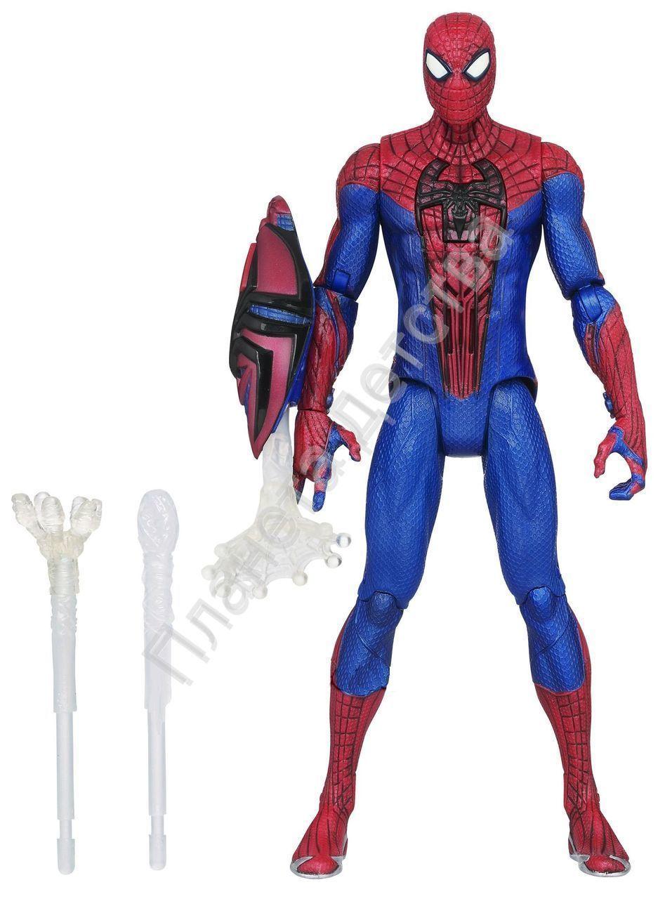 Говорящий человек паук стреляющий
