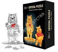 3D пазл Crystal Puzzle Винни Пух