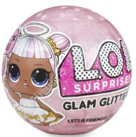 Куклы LoL Glam Glitter Surprise