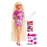 Юбилейная кукла Barbie Totally Hair 25th Anniversary