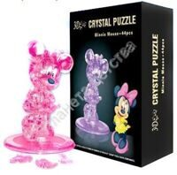 3D пазл Crystal Puzzle Минни