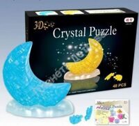 3D пазл Crystal Puzzle Луна