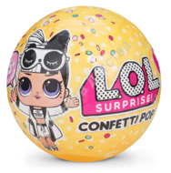 Куклы LOL Confetti Pop 3 серия, 2 волна